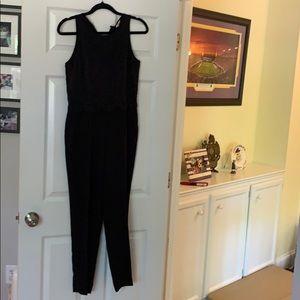 LOFT Other - Black Loft Jumpsuit